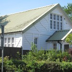 The Grey Village Hall