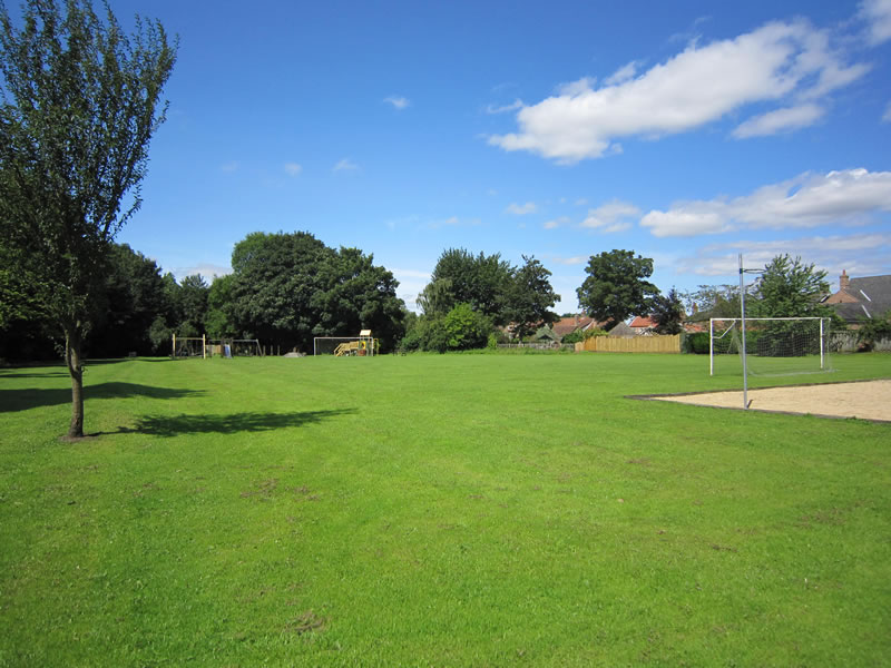 Sutton-on-the-Forest Playing Field