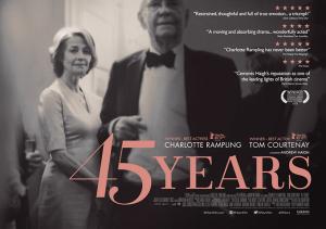 45 years movie poster