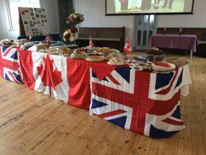 Canadian Memorial Service 2016