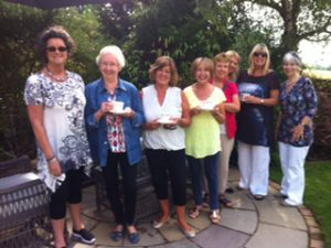 Summer Coffee Morning 2016