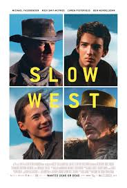 Slow West movie poster