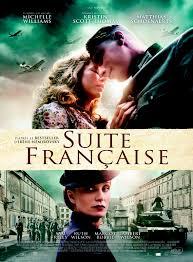 Suite Francaise film poster