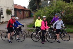 Sutton on the Forest Cycling Club
