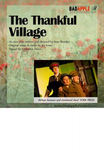 The Thankful Village poster