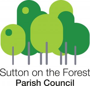 Sutton on the Forest Parish Council logo